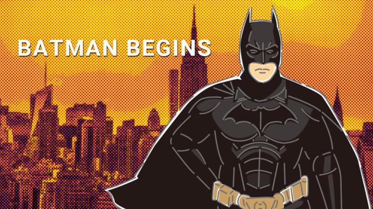 映画『バットマン ビギンズ』レビュー